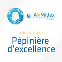 Lauréat Pépinière d'excellence AMIDEX 2018